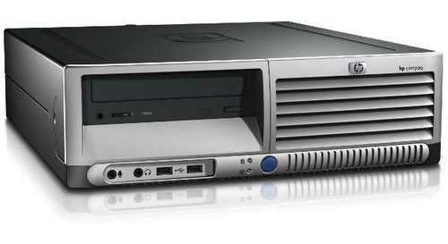 Cpu Desktop Hp Dc7600 Pentium 4 1gb Hd 80gb