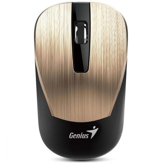 Mouse Wireless Blueeye Gold 1600 Dpi Nx-7015 Usb Genius