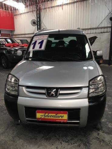 Peugeot Partner Escapade 1.6 Completo 2011