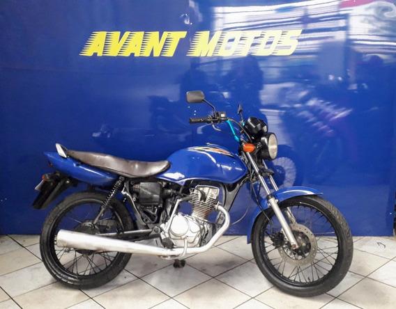 Cg Titan 125 Azul2001