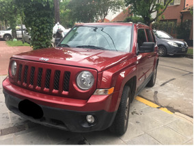 Jeep Patriot 4x4 Automatica Cvt Freedom Drive Excelente!!