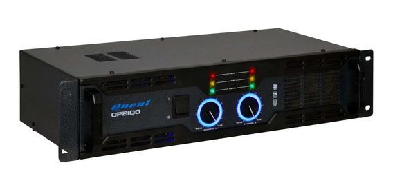 Amplificador De Potência Op 2100 290 Wrms - Oneal