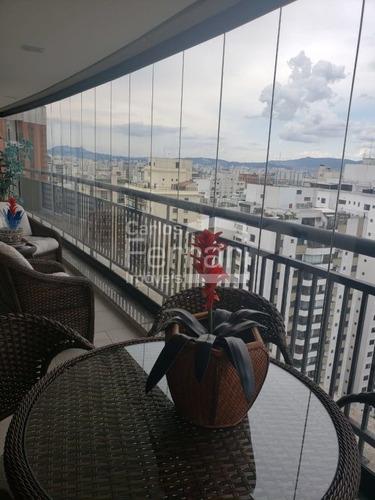 Imagem 1 de 15 de Luxuoso  Apartamento Na Região Das Perdizes!!!!!!! - Cf33134