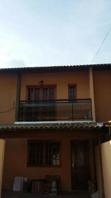 Casa Em Laranjal, São Gonçalo/rj De 95m² 2 Quartos À Venda Por R$ 145.000,00 - Ca212603