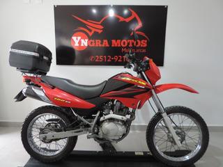 Honda Nxr Bros 150 Es 2007