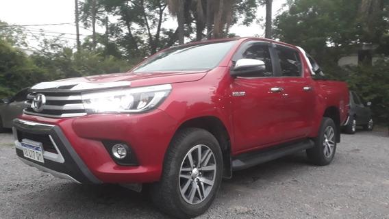 Toyota Hilux 2.8 Cd Srx 177cv 4x2 2017