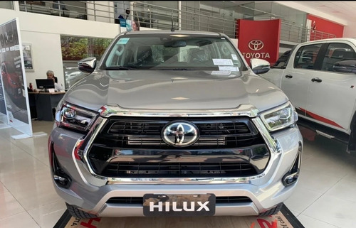 Toyota Hilux  Srx 204 Cv 4x4 At