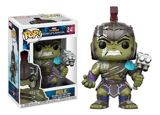 Funko Pop 241 Original Hulk Ragnarok Marvel