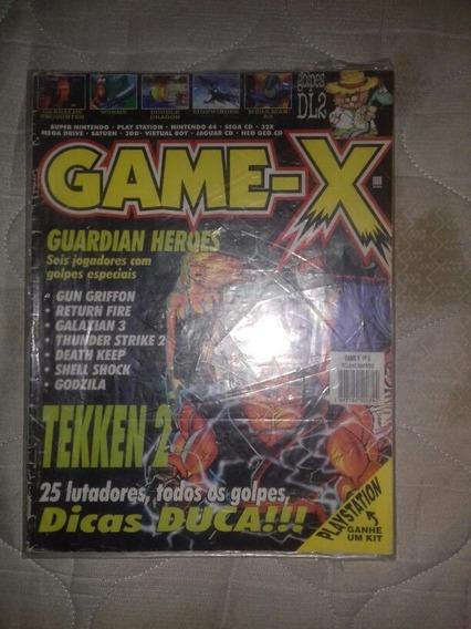 Revista Game-x Número 5