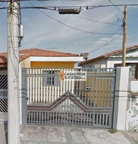 Casa À Venda, 115 M² Por R$ 630.000,00 - Ermelino Matarazzo - São Paulo/sp - Ca6078