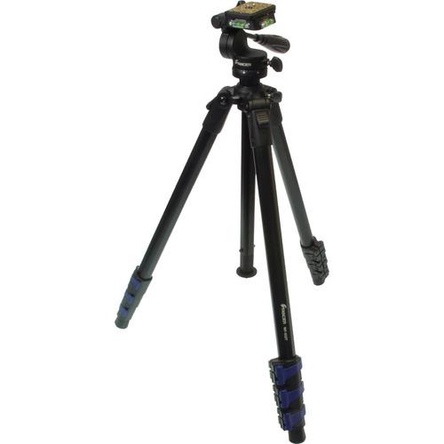 Trípode De Video Hidraulico 1.61mts Soporta 4kg,canon Nikon