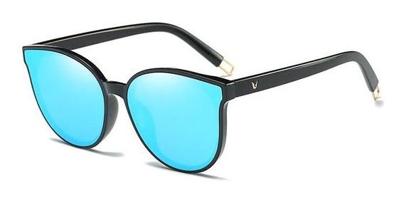Gafas De Sol Para Dama + Proteccion Uv + Polarizado