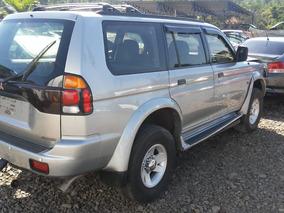 Sucata Mitsubishi Pajero 4x4 3.0 V6 2000 Gas. - Rs Peças