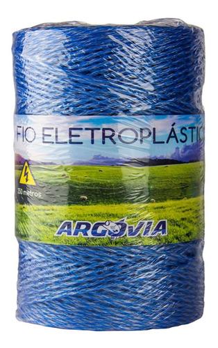 Imagem 1 de 2 de Fio Eletroplástico Trançado 500m P/ Cerca Elétrica Rural