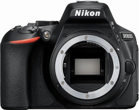 Nikon D5600 Corpo - 24mp
