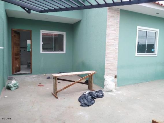 Casa Para Venda Em Ponta Grossa, Boa Vista, 2 Dormitórios - Lflh - 02_1-1300706