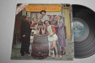 Vinilo La Vecindad Del Chavo Del 8 Chespirito 1977 México