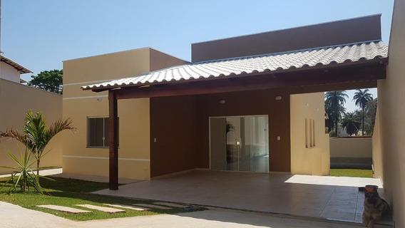 Casa 3 Quartos, Alto Padrão, Floresta Encantada, Esmeraldas