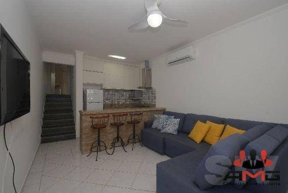 Flat Com 1 Dormitório - Módulo 30 - Riviera De São Lourenço - Fl0050