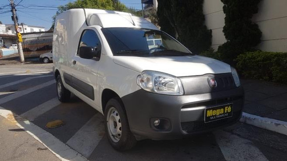 Fiat Fiorino 1.4 Evo Hard Working Flex 2018 Branco Completo