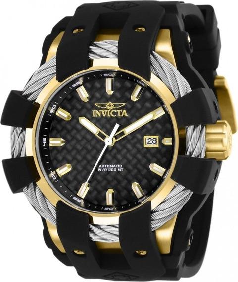 Reloj Hombre Invicta Bolt Automatico 100% Original