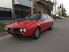Alfa Romeo Gtv 2.0 Impecable