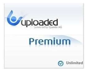 Uploaded Premium 1 Mes Ilimitado! Gerador De Link Premium