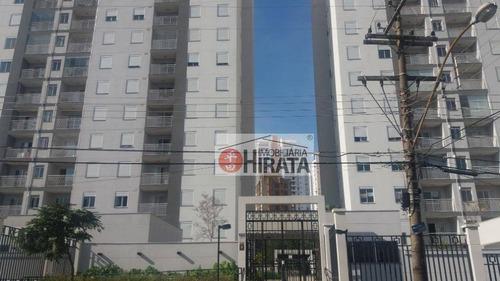 Apartamento Com 2 Dormitórios À Venda, 67 M² Por R$ 550.000,00 - Taquaral - Campinas/sp - Ap2207