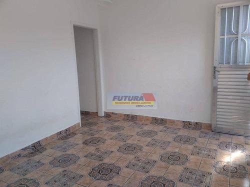 Imagem 1 de 25 de Casa Com 2 Dormitórios À Venda, 82 M² Por R$ 155.000,00 - Vila Mateo Bei - São Vicente/sp - Ca0479