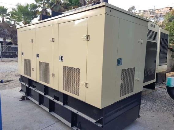Generador De Luz Generac 150 Kw Diesel Nacional Garantia