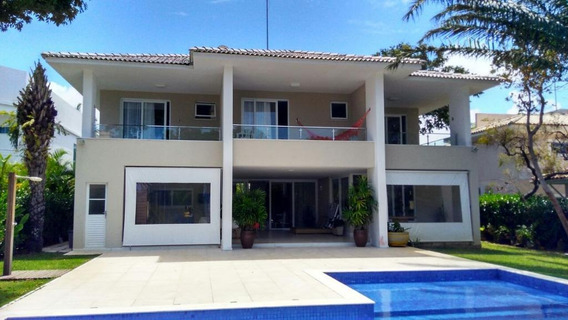 Casa Em Busca Vida, Camaçari/ba De 550m² 5 Quartos Para Locação R$ 11.000,00/mes - Ca537227