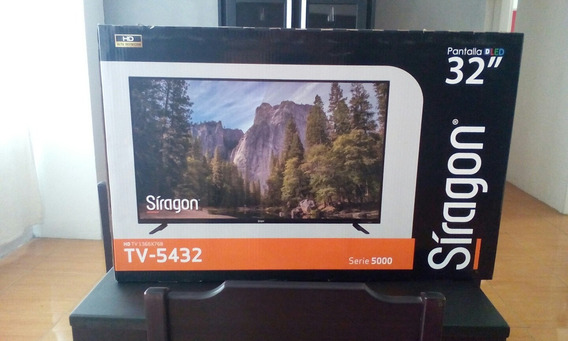 Tv 32 Siragon Hdtv