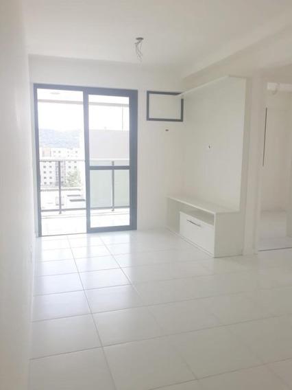 Apartamento Em Campo Grande, Rio De Janeiro/rj De 58m² 2 Quartos Para Locação R$ 1.300,00/mes - Ap318024
