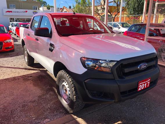 Ford Ranger Xl Tm5 2017 Iva Credito Recibo Auto Financiamien