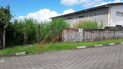 Terreno Situado No Bairro Acaraú, Em Cananéia/sp