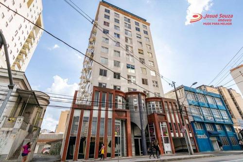 Imagem 1 de 30 de Conjunto À Venda, 52 M² Por R$ 180.000,00 - Centro - Curitiba/pr - Cj0134