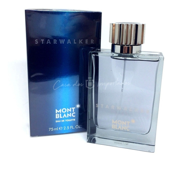 Montblanc Starwalker 75ml | Original + Amostra De Brinde
