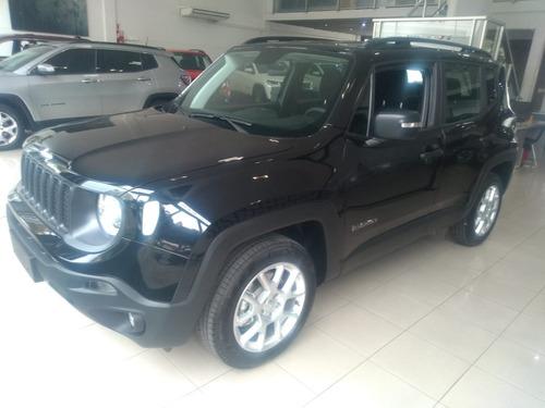 Jeep Renegade Sport 0km! Financiado!!