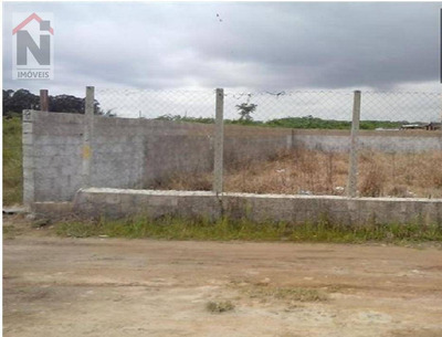 Terreno Residencial À Venda, Jardim Cacique, Suzano. - Te0015