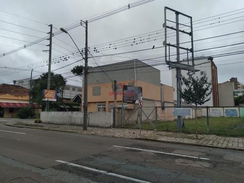 Terreno À Venda Por R$ 980.000,00 No Bairro Juvevê - Curitiba / Pr - Aa 1631