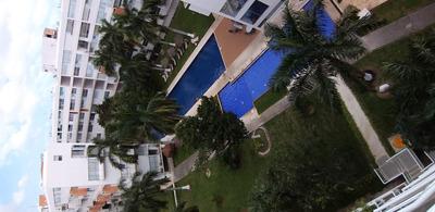 Cancun Departamentos En Renta, Privada, Alberca, Gym