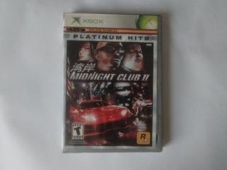 Midnight Club 2 Sin Manual Xbox C