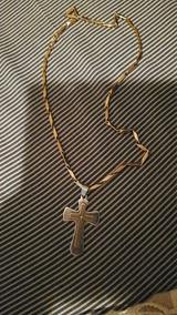 Cordao Dourado Trazido Da Basilica De Aparecida E Abençoado