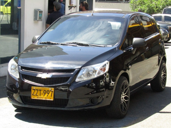 Chevrolet Sail Lt Mt 1400