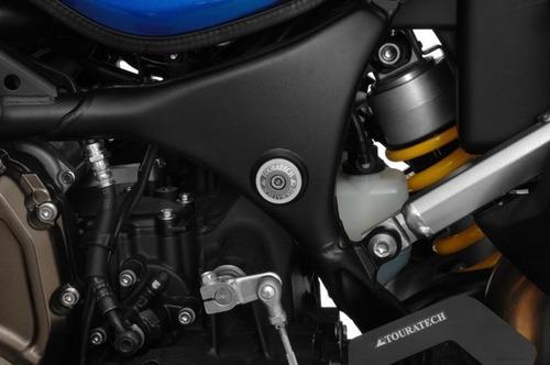 Tampa Em Aluminio Para Yamaha Xt1200z Super Ténéré Touratech