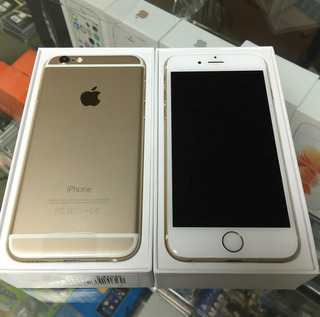 iPhone 6 Normal 64gb Factory Totalmente Nuevos