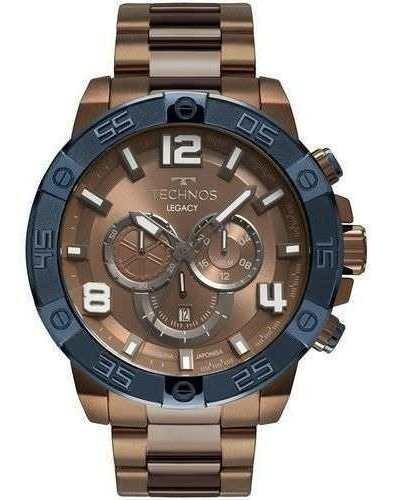Relógio Technos Masculino Os2abo/4m Lançamento