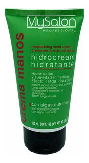 Crema Hidratante De Manos My Salon 150 Ml