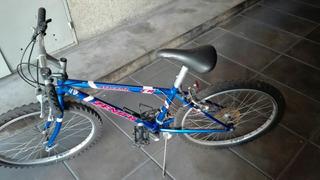 Bicicleta Zenith Atacama R 24 18 V Shimano. Mountainbike