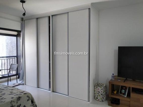 Kitchenette Para Para Alugar Com 1 Quarto 1 Sala 42 M2 No Bairro Bela Vista, São Paulo - Sp - Ap313698mk